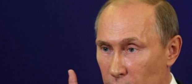 Putin en imagen de archivo