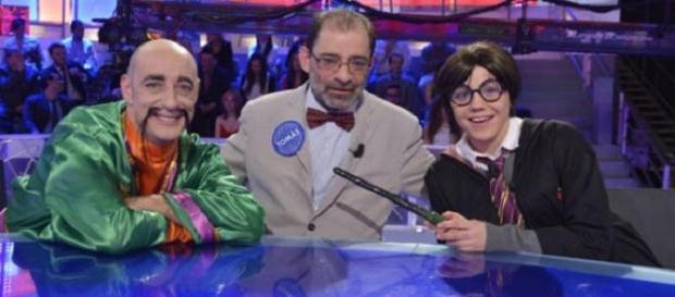 """Tomás San Bartolomé en el programa """"Pasapalabra"""""""