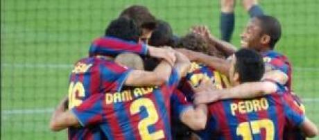 Les supporters du Barça frémissent d'indignation.