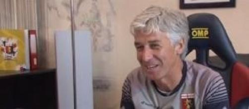 Gianpiero Gasperini, attuale tecnico del Genoa