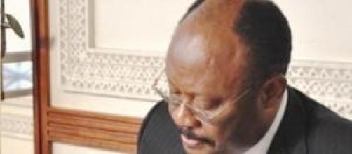 le Secrétaire Exécutif des SYNERGIES AFRICAINES