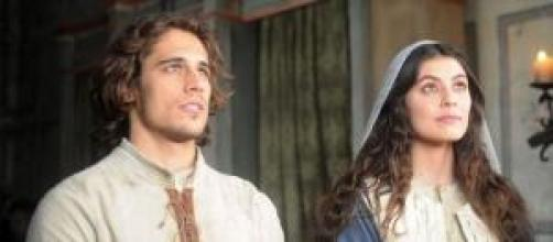 Replica Romeo e Giulietta fiction