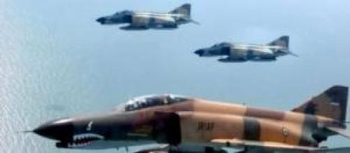 Risalgono ai tempi dello Scià gli aerei Iraniani