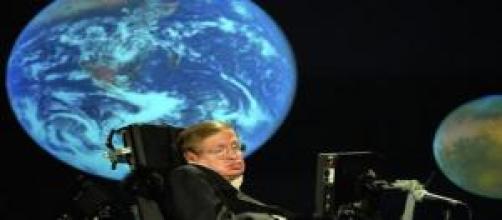 Stephen Hawking el astrofísico Británico
