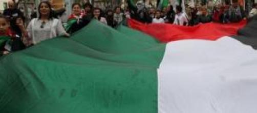 Un drapeau sans Etat, une nation en devenir?