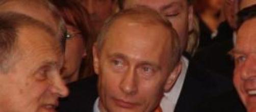 Vladimir Putin en imagen de archivo.