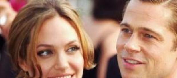 Angelina Jolie e Brad Pitt, crisi coniugale?