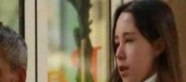 Aurora Ramazzotti dopo l'incidente stradale