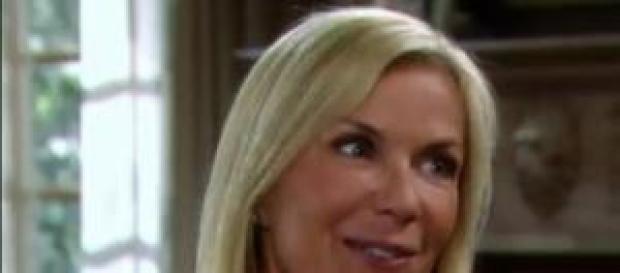Brooke aiuta Bill a riprendersi l'azienda