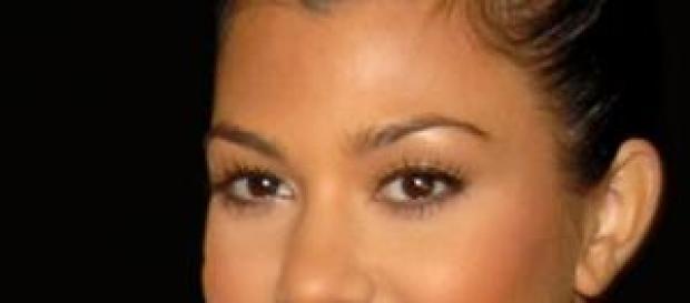 Kourtney Kardashian, a mais velha das irmãs