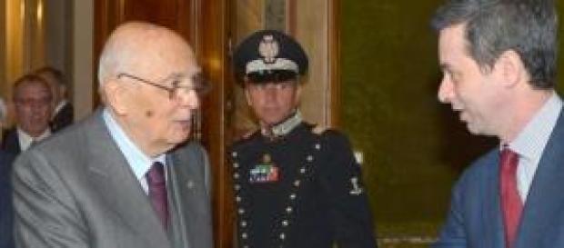 Orlando e Napolitano amnistia e indulto 2014/2015?