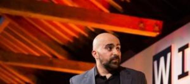 Suleiman Bakhit y sus còmics para combatir Isis.