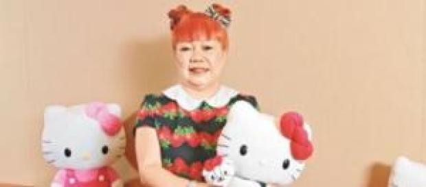 Yuko Yamaguchi, designer da Hello Kitty