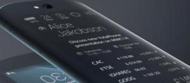 El nuevo smartphone Yotaphone 2