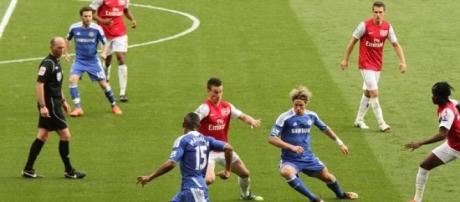 Chelsea FC football club match