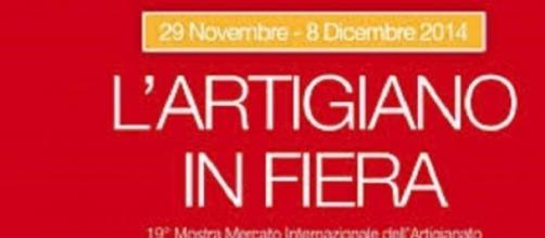 Il manifesto dell 'Artigiano in Fiera