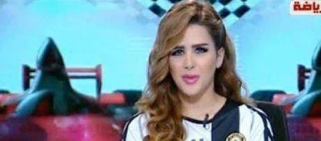 Shaimaa Saber - jornalista egípcia