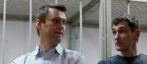 Alexeï et Oleg (source: @navalny)
