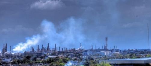 Contaminación en la ciudad de Minatitlán, Veracruz