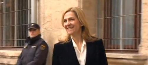 La Infanta Cristina está a punto de ser juzgada