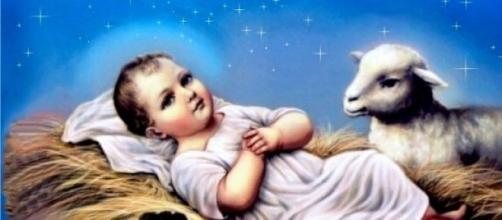 Le portrait de l'Enfant Jésus disparu