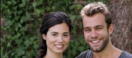 Loreto Mauleon e Carlos Serrano fidanzati