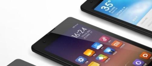 Smartphones chinos de Xiaomi