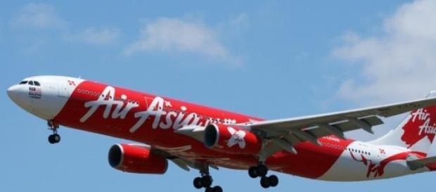 Avión de Malasia desaparecido