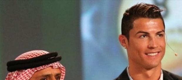 Cristinano Ronaldo, el consentido de la gente