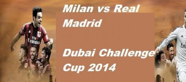 Sintesi-gol Real-Milan Dubai 2014: pagelle MILAN