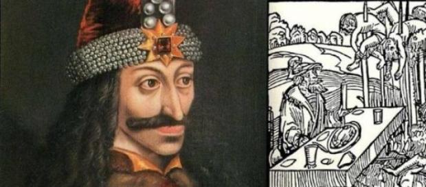 Vlad Tepes crud nemilos criminal teapa sange
