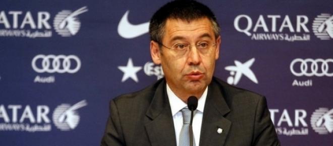 Josep Maria Bartomeu, en el punto de mira tras la ratificación del TAD de la sanción impuesta por la FIFA al FC Barcelona.