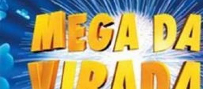 Mega da virada pagará R$ 240 milhões