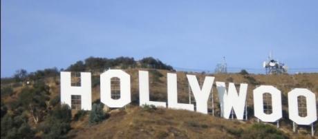 Emblema principal de Hollywood, CA