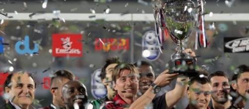 AC Milan conquistou a Dubai Challenge Cup 2014
