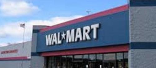 El accidente ocurrió en una sucursal de Wal-Mart