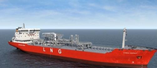 Liquid natural gas maritime transportation