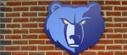Logo de los Memphis Grizzlies