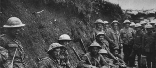Regresso da essencial série sobre a Grande Guerra.