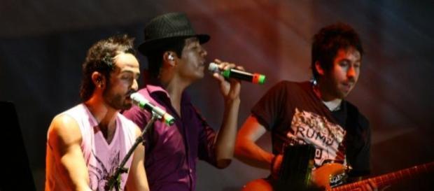 Camila en concierto (foto de archivo)