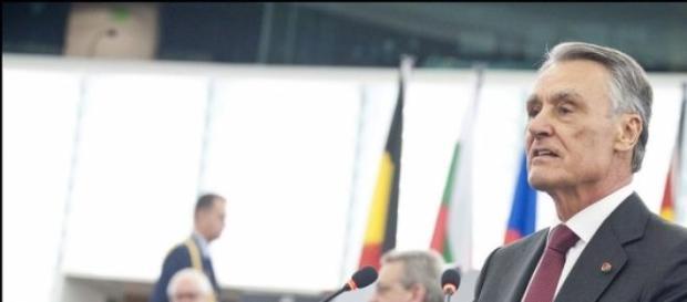 Cavaco Silva cumpre o seu último mandato.