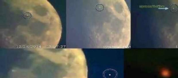 L'oggetto non identificato sulla Luna