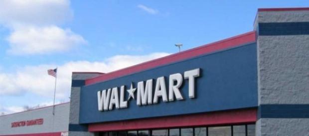 O acidente ocorreu numa loja Walmart.