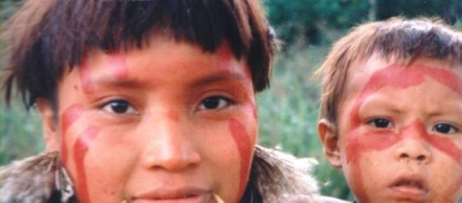 Extracción de oro, un peligro para los indígenas