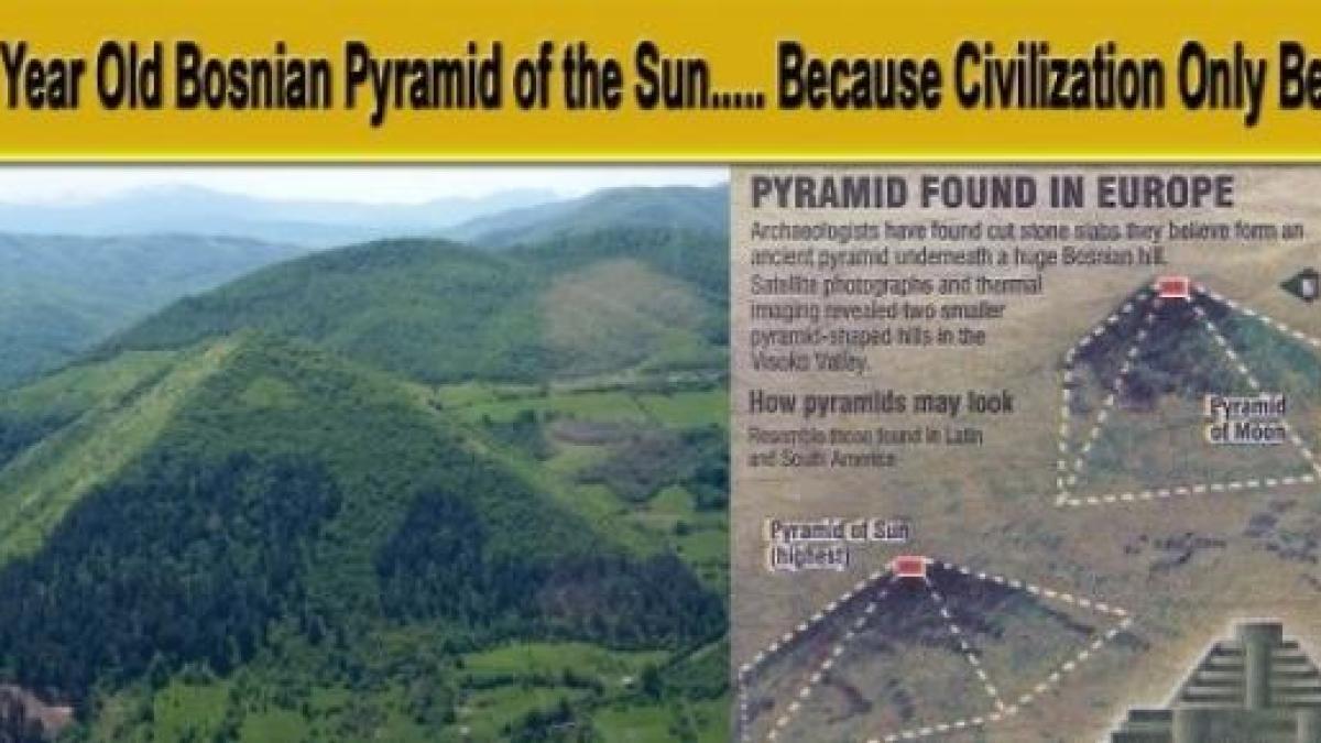 Stunning Piramides De Bosnia Cuarto Milenio Contemporary - Casas ...
