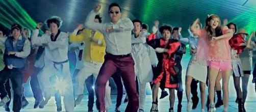 'Gangnam Style' rompe (literalmente) YouTube.