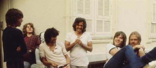Los Stones y Keys en los setenta