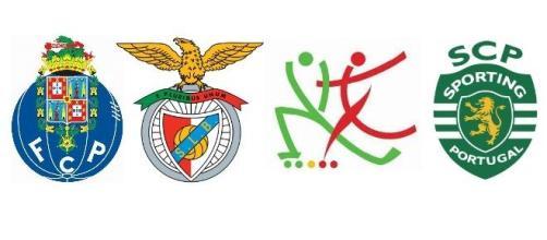 Porto, Benfica e Sporting lideram hóquei em patins