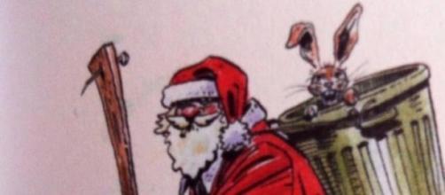 Qu'est-ce donc ce Père Noël là?