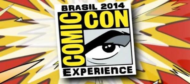 A primeira Comic Con  Experience no Brasil